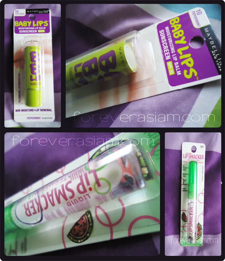Baby Lips Review