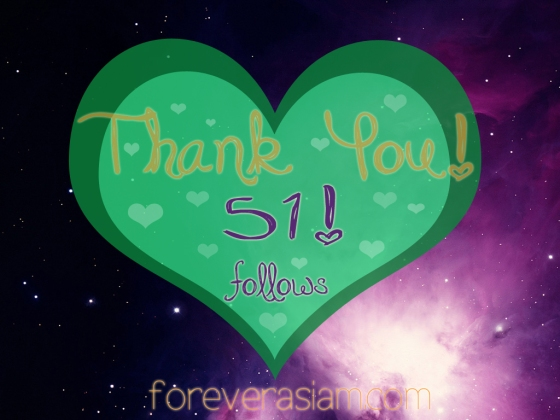 thankyoufollowers