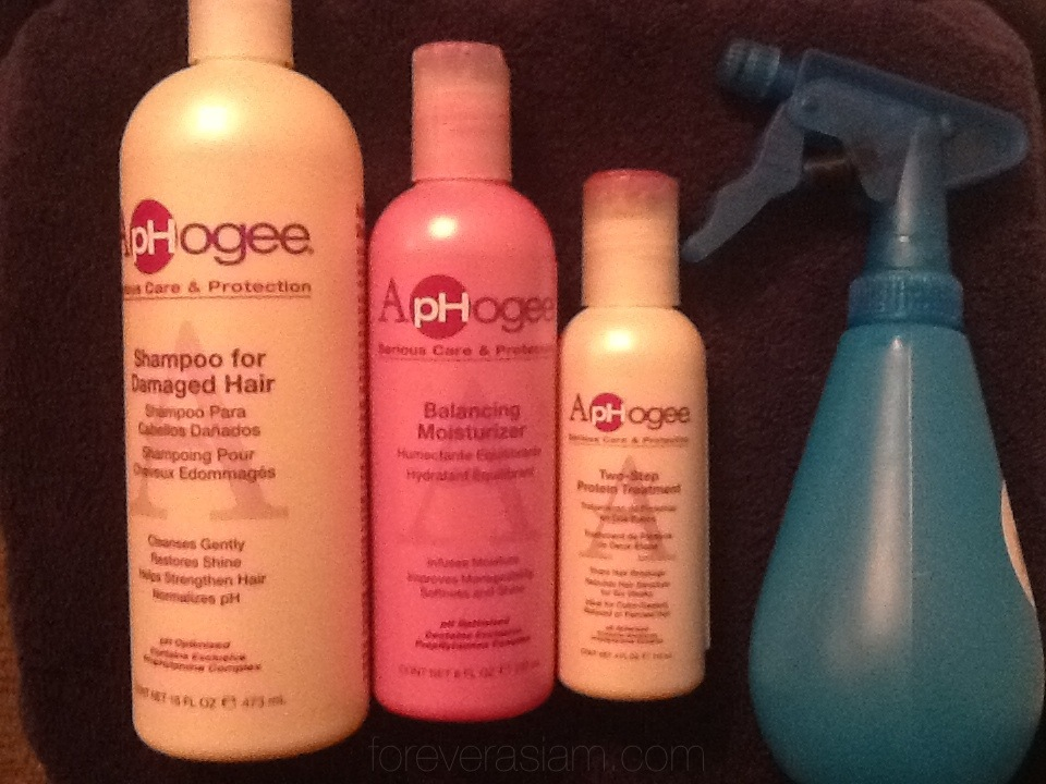 Aphogee Protein Treatment