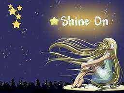 The Shine On Blog Award<3
