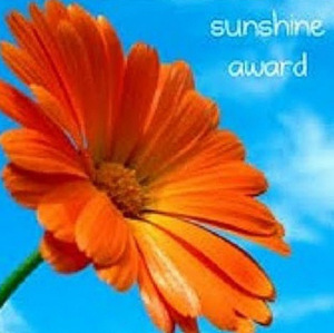 The Sunshine Blog Award <3