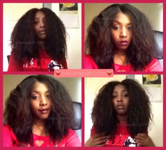 Curly Vs. Straight : The Battle Continues…